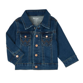 Wrangler Boy's Wrangler Denim Jacket PQK126D