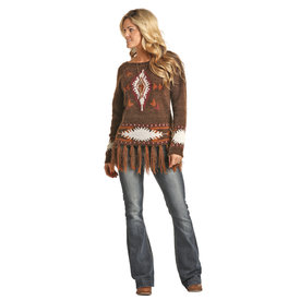 POWDER RIVER OUTFITTERS Women's Powder River Sweater 51-2704