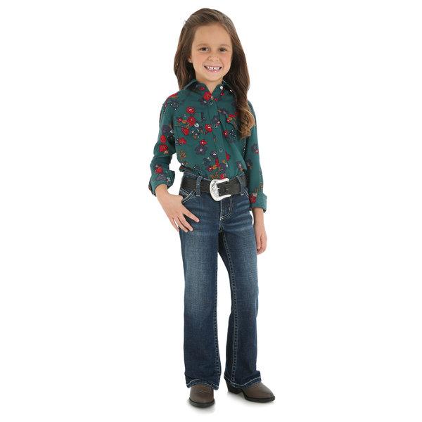 Wrangler Girl's Wrangler Q-Baby Jean GRQ20DS