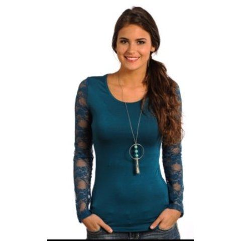 Women's Panhandle T-Shirt J8-4798 C5 MEDIUM