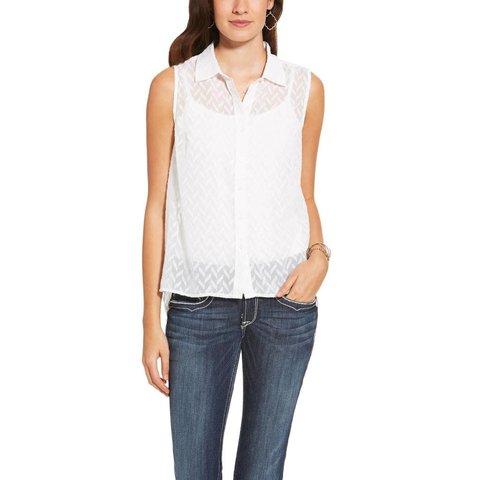 Women's Ariat Iwer Shirt 10019662 C3 MEDIUM