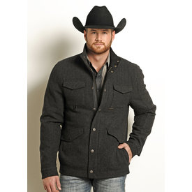 POWDER RIVER OUTFITTERS Men's Powder River Coat 92-4012