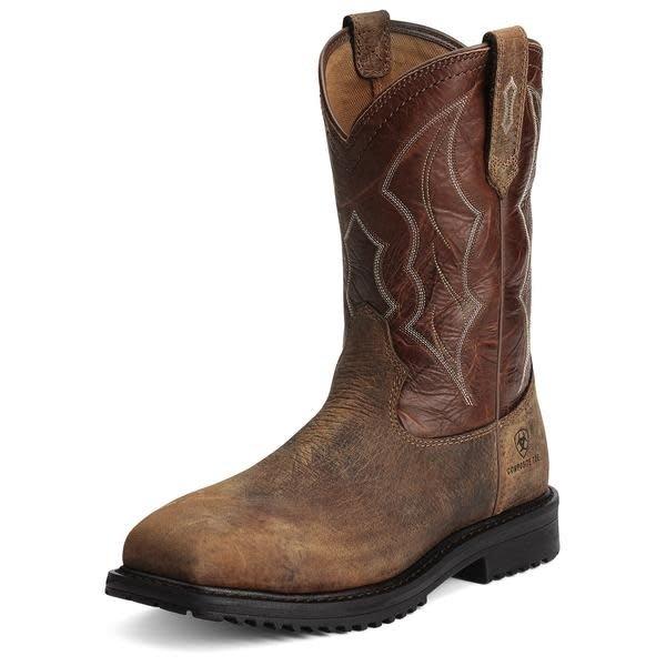 Ariat Men's Ariat RigTek Composite Toe Work Boot 10012930 C4