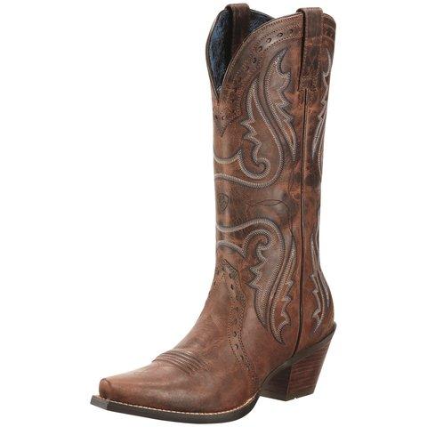 Women's Ariat Heritage Western Boot 10010265 C3 8.0 B