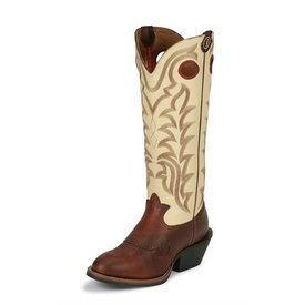 Tony Lama Men's Tony Lama Quanah Cream Boot RR1013