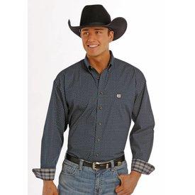 Panhandle Men's Panhandle Button Down Shirt 36X9137-T C4 X-Large Tall