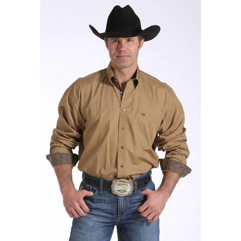 Men's Cinch Button Down Shirt MTW1104340 C4 MEDIUM