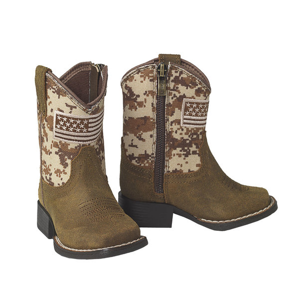 Ariat Toddler's Ariat Dallas Lil' Stompers Boot A441000644