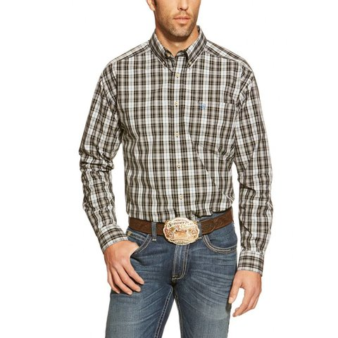 Men's Ariat Cordell Button Down Shirt 10016055 C3 2XL