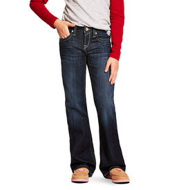 Ariat Girl's Ariat R.E.A.L. Franky Boot Cut Jean 10028949