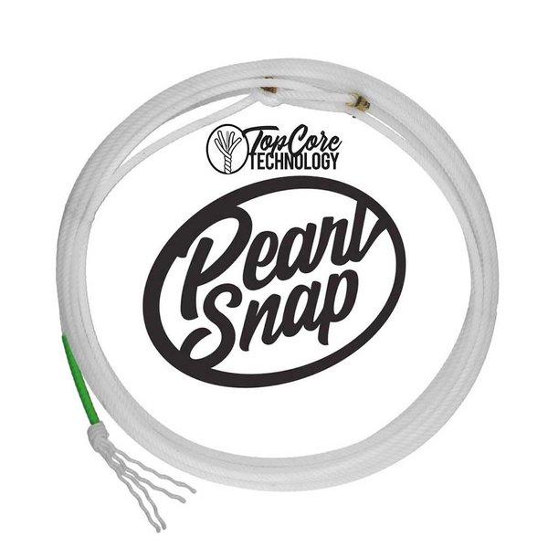 Top Hand Pearl Snap 35' Heel Rope