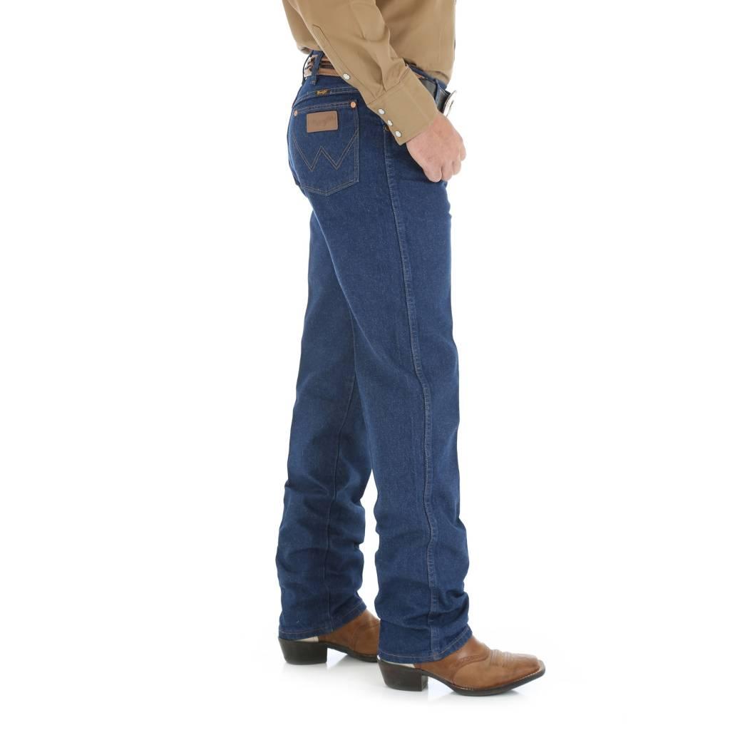 186135e0 Wrangler Men's Wrangler Rigid Cowboy Cut Original Fit Jean 13MWZ ...