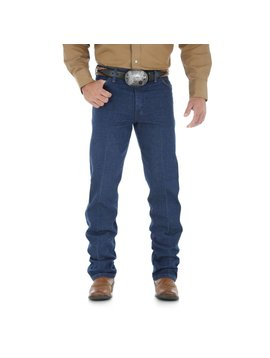 Wrangler Men's Wrangler Rigid Cowboy Cut Original Fit Jean 13MWZ