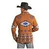 Men's Rock & Roll Cowboy Sweater 92-2703