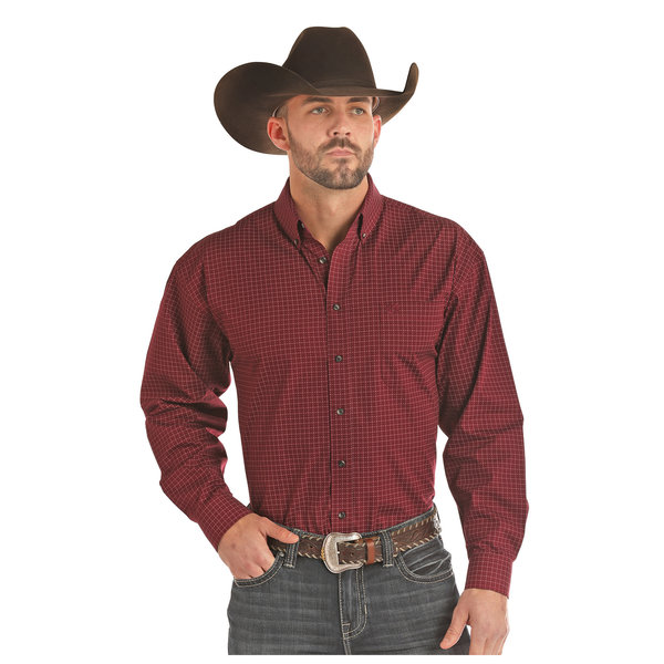 Panhandle Men's Panhandle Button Down Shirt 36Y2207