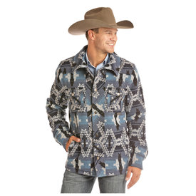 POWDER RIVER OUTFITTERS Men's Powder River Jacket 92-2638 SIZE LARGE