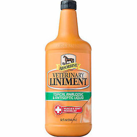 Absorbine Liniment Liquid 32oz