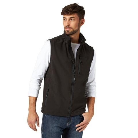 Men's Wrangler Trail Vest MJK44BK