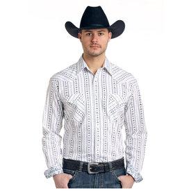 Panhandle Men's Rough Stock Snap Front Shirt R0S3198