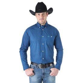 Wrangler Men's Wrangler 20X Button Down Shirt MJ2619M