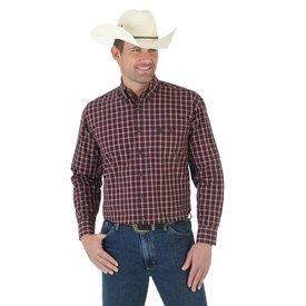Wrangler Men's Wrangler George Strait Long Sleeve Shirt MGSN267 C3