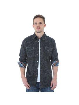 Wrangler Men's Wrangler 20X Long Sleeve Shirt MJ1497M