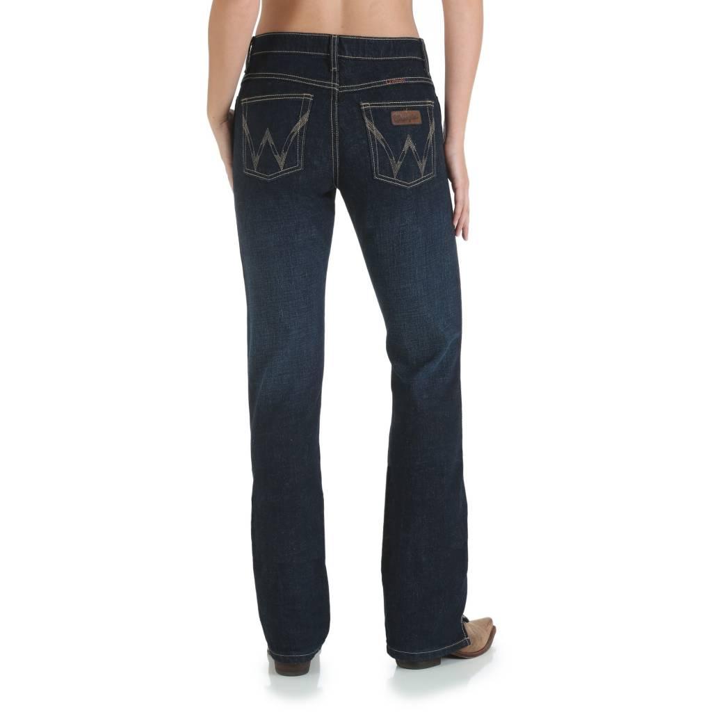 Wrangler Women S Wrangler Cash Ultimate Riding Jean