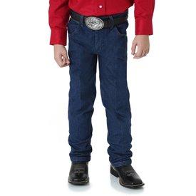 Wrangler Boy's Wrangler Cowboy Cut Original Fit 13MWZJP