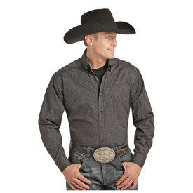 Panhandle Men's Panhandle Tuf Cooper Button Down Shirt TCD3611