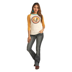Rock and Roll Cowgirl Women's Rock & Roll Cowgirl T-Shirt 48T3167