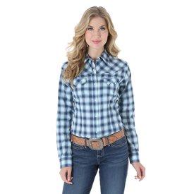 Wrangler Women's Wrangler Snap Front Shirt #LW7711M