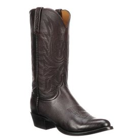 Lucchese Men's Black Cherry Carson Boot