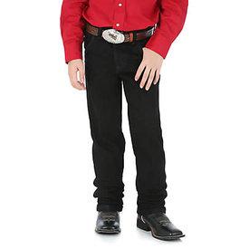 Wrangler Boy's Wrangler Cowboy Cut Original Fit Jean 13MWBBK (8-16)