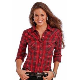 Panhandle Women's Panhandle Snap Front Shirt 22S9361 C4 Medium
