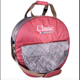 Classic Equine Deluxe Rope Bag Marsala/Caribou Slash