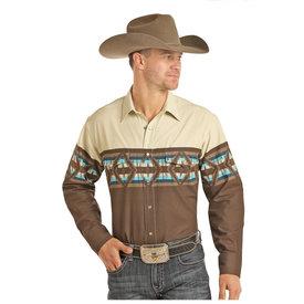 Panhandle Men's Panhandle Snap Front Shirt 30S3054