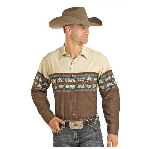 Men's Panhandle Snap Front Shirt 30S3054