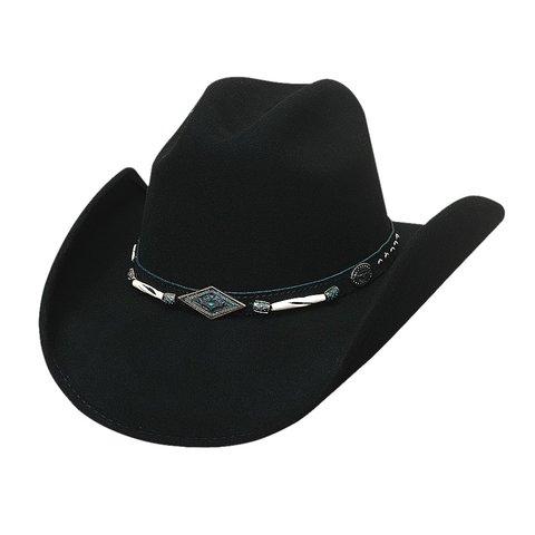Bullhide Mojave Wool Hat 0668BL