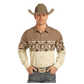 Panhandle Men's Panhandle Snap Front Shirt 30S3053
