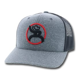Hooey Youth's Grey Roughy Cap
