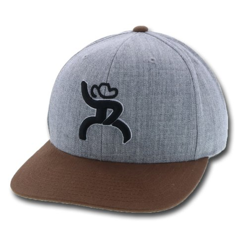 Youth's Hooey Cap 4002T-GY-Y