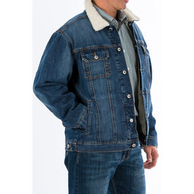 Cinch Men's Cinch Concealed Carry Denim Trucker Jacket MWJ1074001