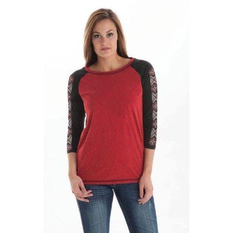 Women's Cowgirl Tuff T-Shirt F00281 C4 Medium