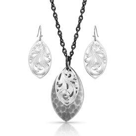 Montana Silversmiths Montana Silversmiths Jewelry Set JS4219MA