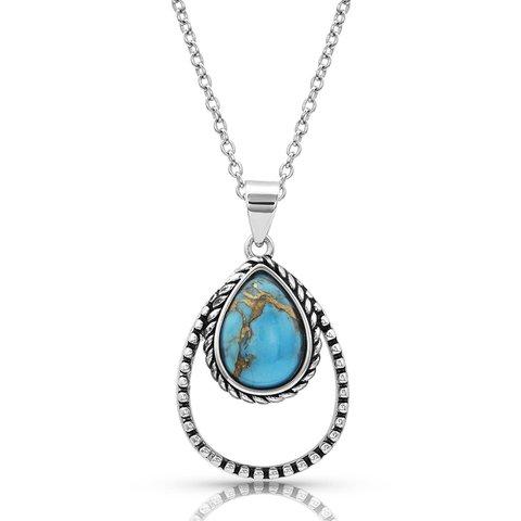 Montana Silversmiths Necklace NC4376TQ