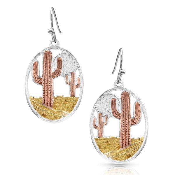 Montana Silversmiths Montana Silversmiths Earrings ER4345TRI
