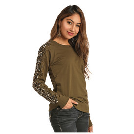 Rock and Roll Cowgirl Women's Rock & Roll Cowgirl Sweater 48T3157