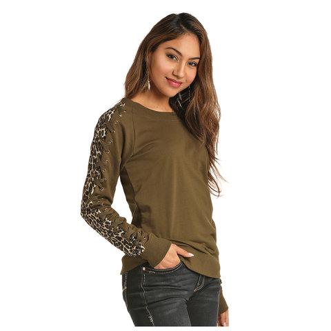 Women's Rock & Roll Cowgirl Sweater 48T3157