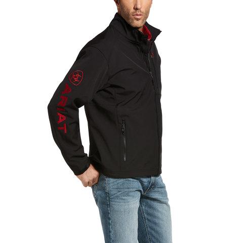 Men's Ariat Logo 2.0 Softshell Jacket 10029963