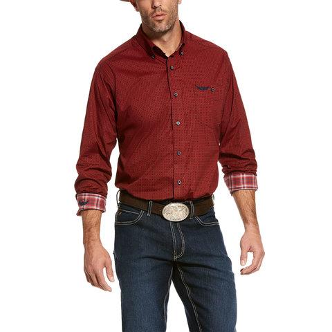 Men's Ariat Button Down Shirt 10028038